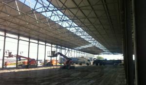 bedrijfshal Frieslandstaal