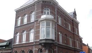 herbestemming postkantoor Steenbergen