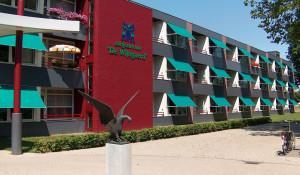 gevelrenovatie zorgcentrum de Wijngaerd